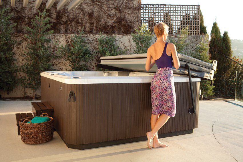 Hot Tub Cover Lifters Hot Spring Spa Cover Lifters | Hot Spring Spas