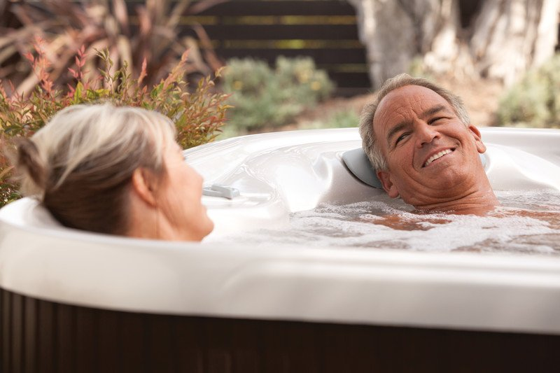 Clean water is the key to enjoying your hot tub.