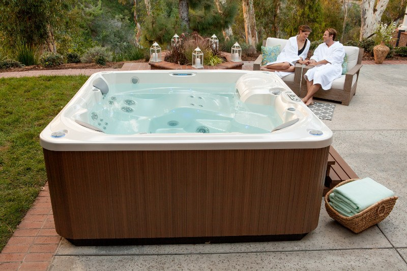 Your local dealer is your best source for advice and hot tub maintenance and service.