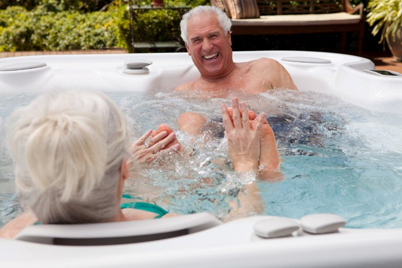 Authentic hot tub reviews can testify to the many benefits of spas.