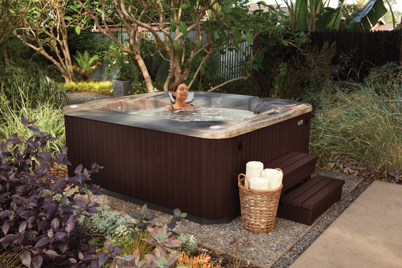 Decades of experience go into designing and manufacturing your hot tub.