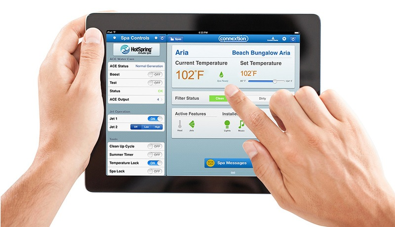 The Connextion® Remote Monitoring System works on both tablets and smartphones.