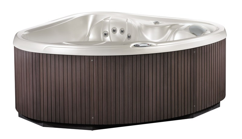The Hot Spot TX is a small hot tub that's big on enjoyment and benefits