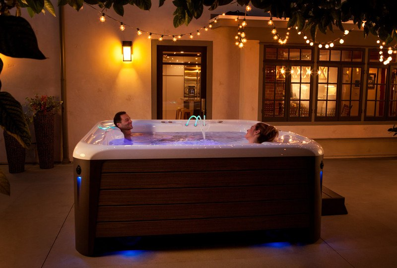 Hot Tub Entertainment Systems - TV Music For Hot Tubs | Hot Spring Spas